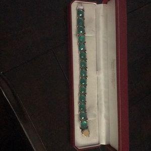 Tacori Green Onyx bracket.